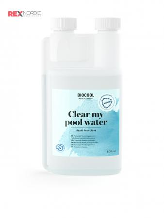Biocool Clear my pool water